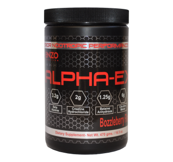 Enzo Nutrition:Alpha-Ex Nootropic Pre Workout