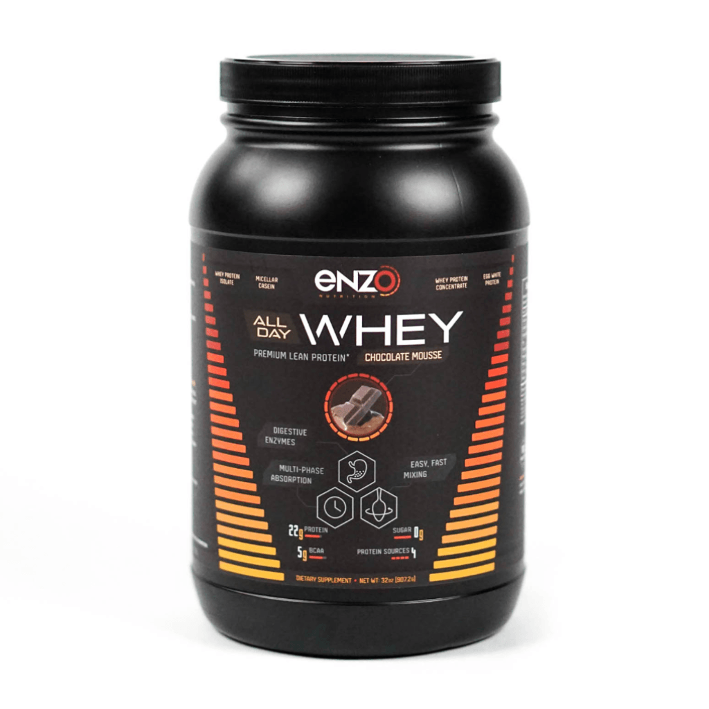 Enzo Nutrition:All Day Whey