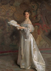 John Singer Sargent 'Ada Rehan', U.S.A, 1894-95, Reproduction 200gsm A3 Vintage Classic Art Poster