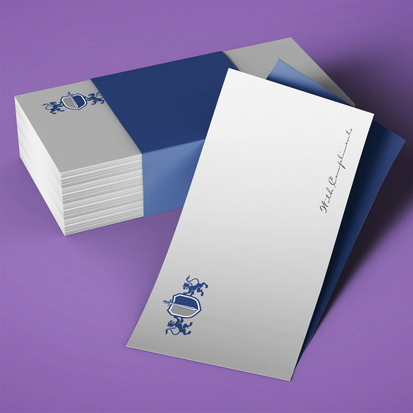 120gsm Compliment Slips