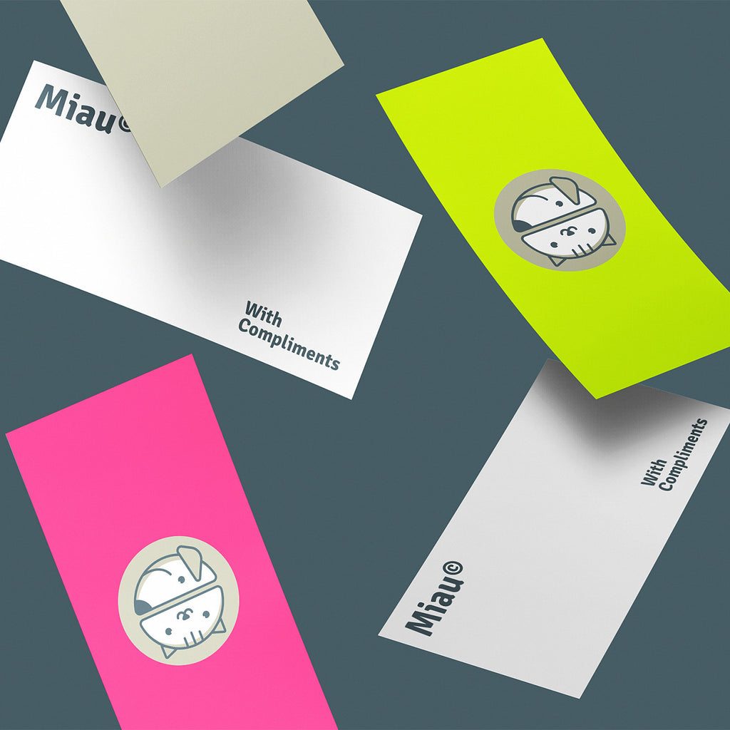 160gsm Compliment Slips