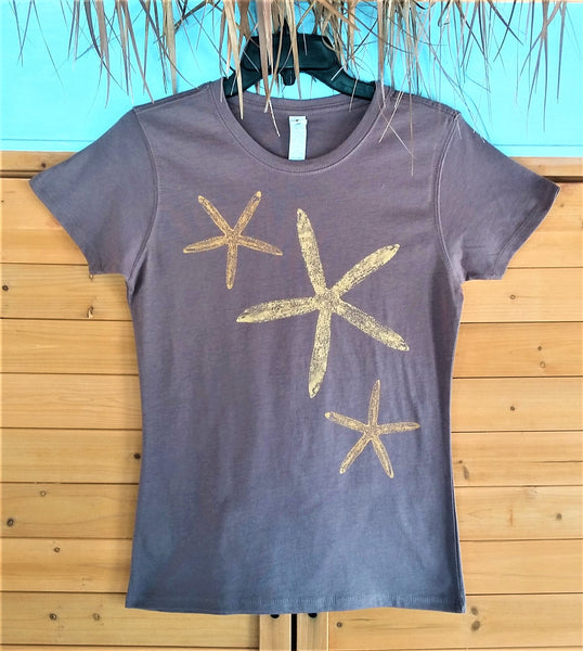 ORGANIC COTTON TEE STARFISH (WMNS)