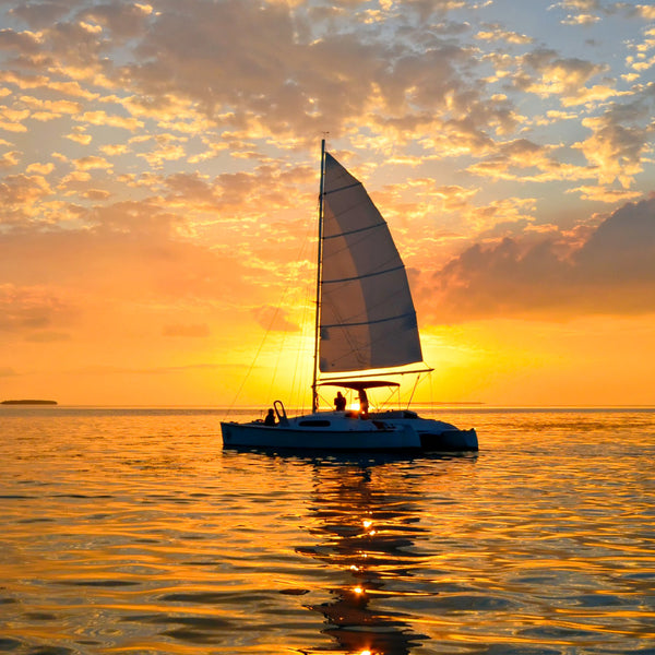 Java Cat Sunset Sail Private Tour