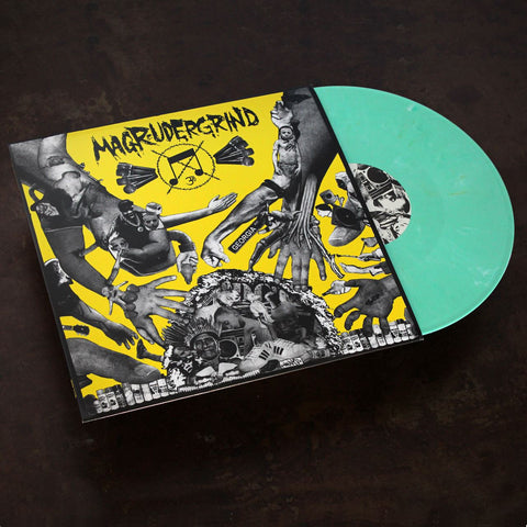 MAGRUDERGRIND Self-Titled LP