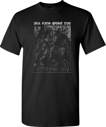ALL PIGS MUST DIE Rider Shirt - NEW