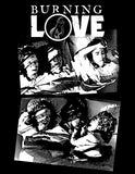 BURNING LOVE Bedheads Shirt