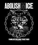 CAT MAGIC PUNKS: Abolish Mice Shirt - NEW - PREORDER