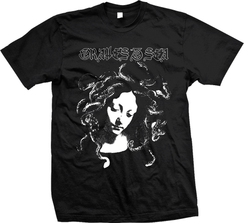 GRAVES AT SEA Pariah Shirt - NEW - SHIPPING NOW
