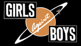 GIRLS AGAINST BOYS Saturn Shirt