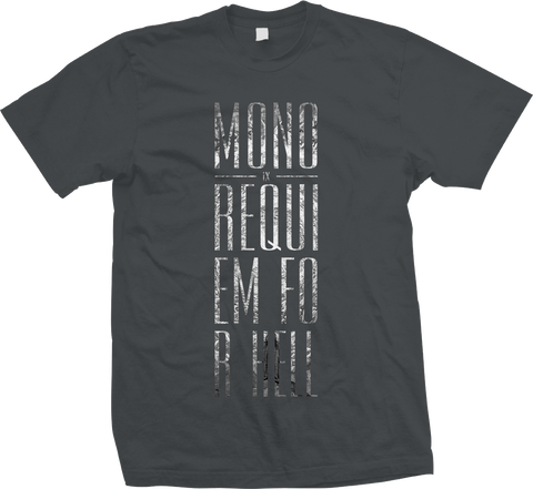 MONO Grey Hell Shirt - NEW - SALE!