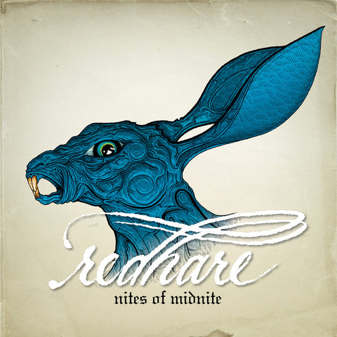 RED HARE Nites Of Midnite LP