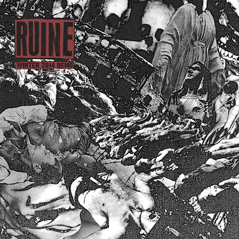 "RUINE Winter 2104 Demo 7"" - MEGA SALE"