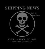 SHIPPING NEWS Ship Medal Shirt