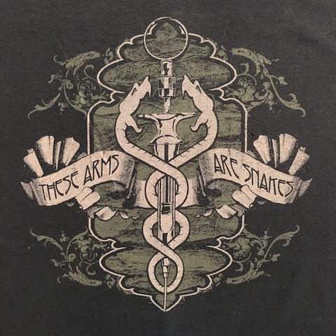 THESE ARMS ARE SNAKES Pharmaceuticals Shirt - MEGA SALE