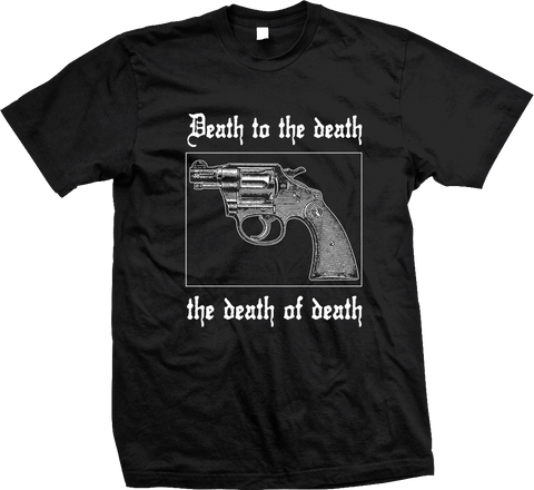 THOU Death To The Death Shirt - NEW - PREORDER