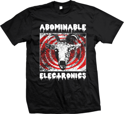 ABOMINABLE ELECTRONICS Sunnbather Shirt - NEW