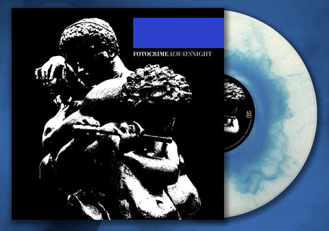 "FOTOCRIME Always Night 12"" EP - NEW - PREORDER"