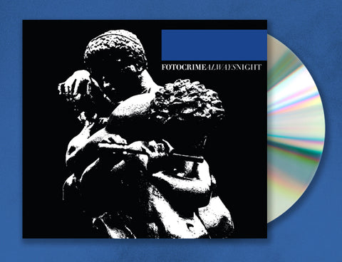 FOTOCRIME Always Night CD - NEW - PREORDER