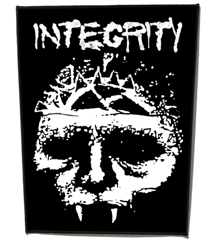 INTEGRITY Logo Back Patch - NEW - SHIPPING NOW