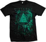 BLACK GOD Pyramid Shirt