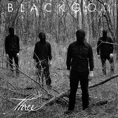 BLACK GOD Three 7""