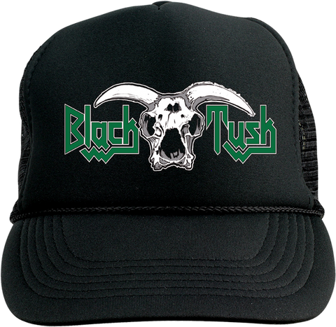 BLACK TUSK Judas Trucker Hat