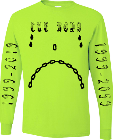 THE BODY Chain Face Longsleeve - NEW - LIMITED EDITION
