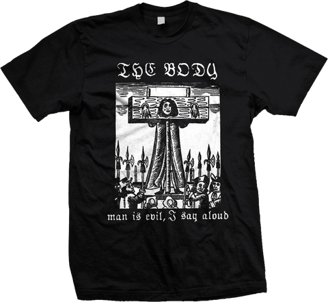 THE BODY Gallows Shirt