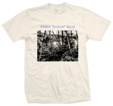BONNIE PRINCE BILLY Self Titled Shirt