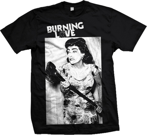 BURNING LOVE Crawford Shirt