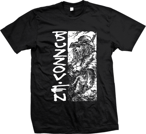 BUZZOVEN Hanging Wolf Shirt - NEW - SHIPPING NOW