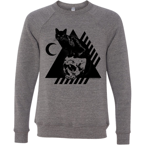 CAT MAGIC PUNKS Bastet Rising Sweatshirt - NEW