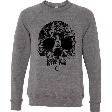CAT MAGIC PUNKS Cat In The Brain Sweatshirt - NEW