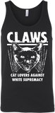 CAT MAGIC PUNKS: C.L.A.W.S. Tank Top - NEW