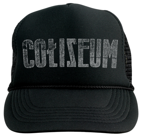 COLISEUM Trucker Hat