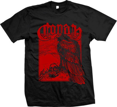 CONAN Bird Of Prey Shirt - NEW - SHIPPING NOW