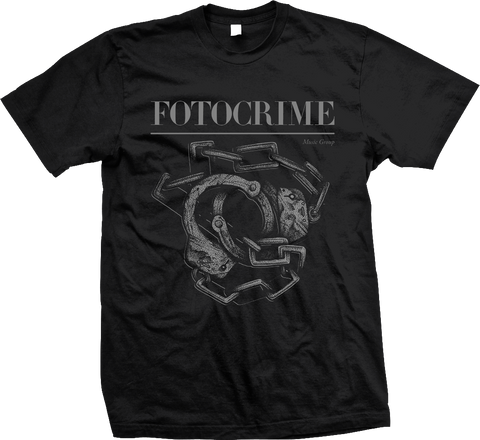 FOTOCRIME Cuffs shirt - Tour Leftover Sale!