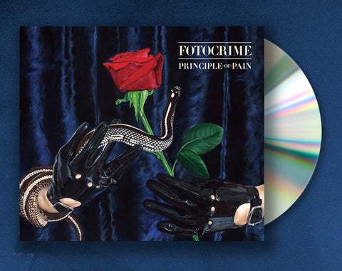 FOTOCRIME Principle Of Pain CD - NEW - SHIPPING NOW