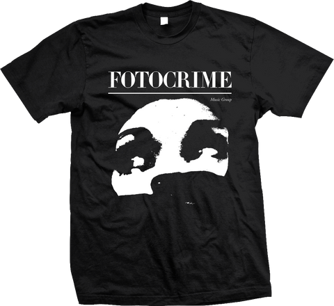FOTOCRIME Eyes Shirt - Tour Leftover Sale!