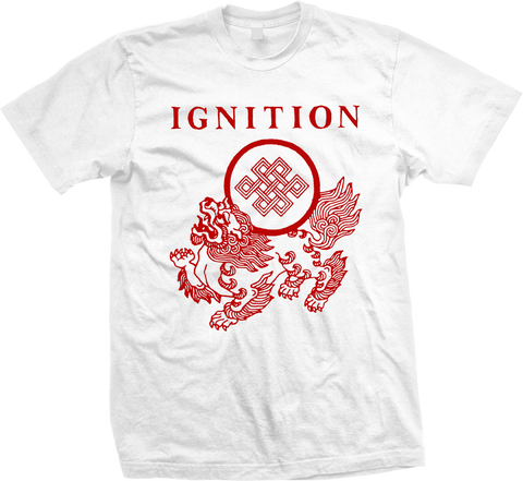 IGNITION Anger Means Shirt - NEW