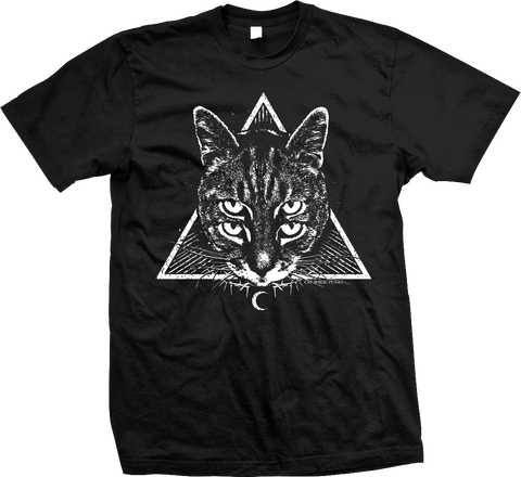 CAT MAGIC PUNKS: Four Eyes Shirt - NEW