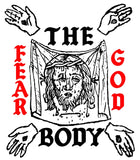 THE BODY Fear God Shirt - NEW - SHIPPING NOW