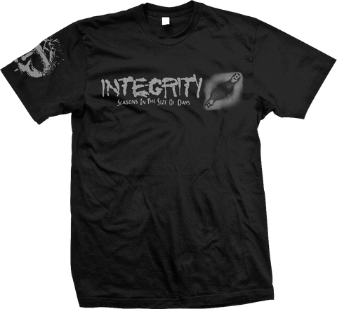 INTEGRITY Seasons In The Size Of Days Shirt - NEW