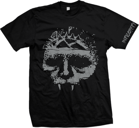 INTEGRITY Classic Skull Silver Shirt