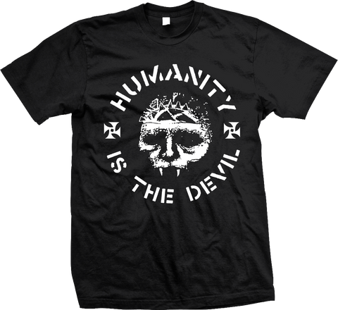 INTEGRITY Humanity Black Shirt - NEW
