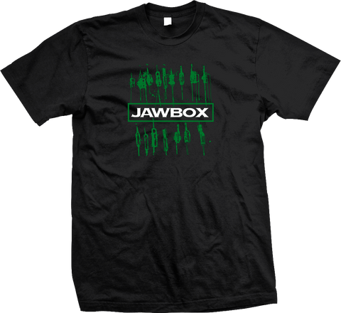 JAWBOX Novelty Shirt - NEW - SHIPPING NOW