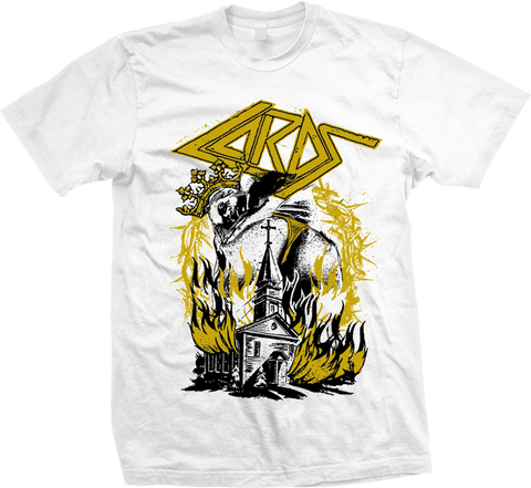 LORDS Gold Ass Church Shirt & Longsleeve