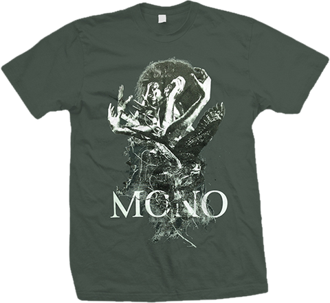 MONO Owl Arms Shirt (Sizes S, M, L, 2X, 3X)