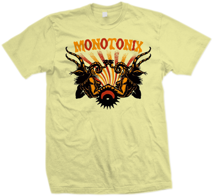 MONOTONIX Beasty Shirt - MEGA SALE