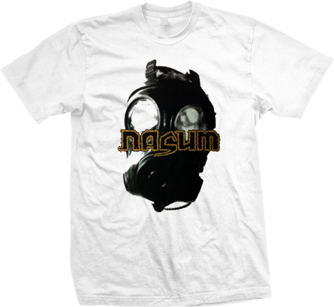 NASUM Gas Mask Shirt